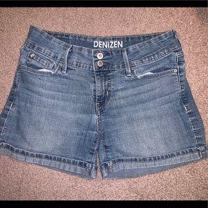 Denizen from Levi Jean shorts